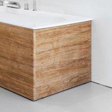 Боковая панель для ванны Ravak City Slim X000001109 80 R сатиновое дерево