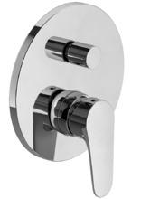 Смеситель для ванны с переключателем Villeroy&boch O.novo Start TVS10535311061