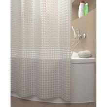 Штора для ванной комнаты IDDIS Stereo Square (500E18Si11)