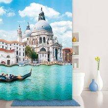 Штора для ванной комнаты IDDIS Venice moments (540P18Ri11)