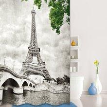 Штора для ванной комнаты IDDIS Paris days (541P18Ri11)