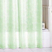 Штора для ванной комнаты Milardo Green Leaf SCMI084P