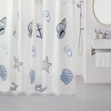 Штора для ванной комнаты Milardo Sea Fantasy 508V180M11