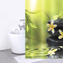 Шторка для ванной комнаты IDDIS 180x200 Spa Therapy 680P18Ri11