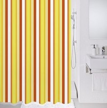 Штора для ванной комнаты Milardo Flag stripe 730P180M11