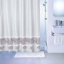 Штора для ванной комнаты Milardo Grey Fresco SCMI012P