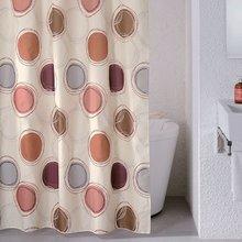 Штора для ванной комнаты Milardo Sea Stones 690P180M11