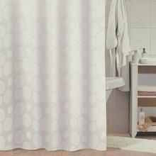 Штора для ванной комнаты Milardo White Mist 810P180M11