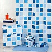 Штора для ванной комнаты Milardo Сhecked Fresco SCMI020P