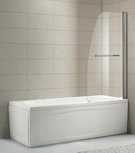 Шторка на ванну Alvaro Banos VITORIA G75.11-V1 Cromo