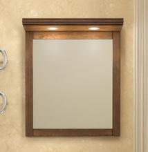 Зеркало Opadiris Мираж 65 Z0000004695, светлый орех