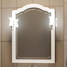 Зеркало Opadiris Лоренцо 80 Z0000008464, белое