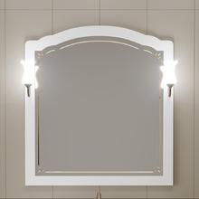 Зеркало Opadiris Лоренцо 100 Z0000008465, белое