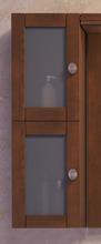 Шкаф навесной Opadiris Мираж 00-00000064 левый