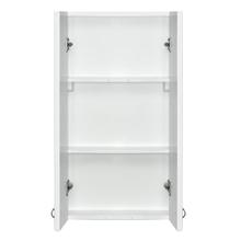 Шкафчик Aquaton Колибри 1A065403KO01L двустворчатый левый белый