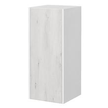 Шкафчик Aquaton Сакура 1A220803SKW8R правый ольха наварра/белый глянец