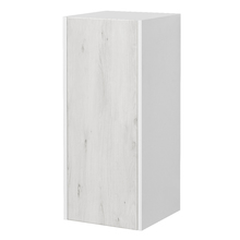 Шкафчик Aquaton Сакура 1A220803SKW8L левый ольха наварра/белый глянец