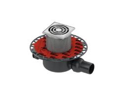 Трап дренажный tecedrainpoint s 120, с универсальным фланцем seal system 3601200
