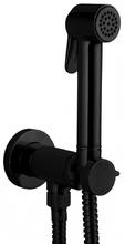 Гигиенический душ Bossini Paloma Brass E37007B.073 черный матовый