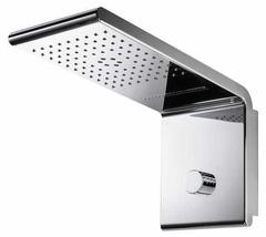 Верхний душ Bossini Syncro Neb I00590.030 (3 режима) хром