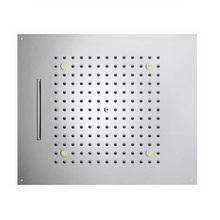 Верхний душ Bossini Dream H38905.030 (2 режима) хром, с подсветкой