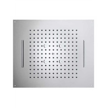 Верхний душ Bossini Dream H38928.030 (4 режима) хром