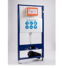 Инсталляция для подвесного унитаза 1130х450х130 Aquatek INS-0000008 + звукоизоляционная прокладка