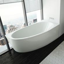 Ванна акриловая АКВАТЕК Дива правая 170х90 DIV170-0000003 (без гидромассажа)