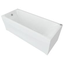 Ванна акриловая АКВАТЕК Альфа 150x70 (без гидромассажа) ALF150-0000038