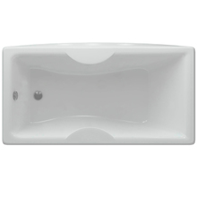 Ванна акриловая АКВАТЕК Феникс 160х75 (без гидромассажа) FEN160-0000022