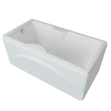 Ванна акриловая АКВАТЕК Феникс 170x75 (без гидромассажа) FEN170-0000006