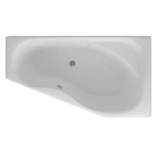 Ванна акриловая АКВАТЕК Медея 170х95 R (без гидромассажа) MED180-0000012