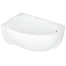 Ванна акриловая АКВАТЕК Бетта 160х97 L (без гидромассажа) BET160-0000027