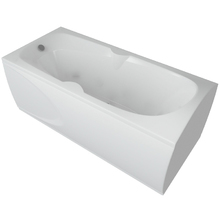 Ванна акриловая АКВАТЕК Европа 180х80 (без гидромассажа) EVR180-0000006