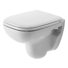 Чаша подвесного унитаза Duravit D-Code (22110900002) compact