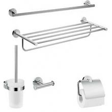 Набор аксессуаров для ванной комнаты Hansgrohe Logis 41728000