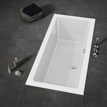 Акриловая ванна Riho Lugo BT0200500000000 (180х80)