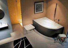 Акриловая ванна Riho Lyra BA6800500000000 (153х100) (L)
