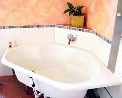 Акриловая ванна Riho Winnipeg BA4800500000000 (145х145)