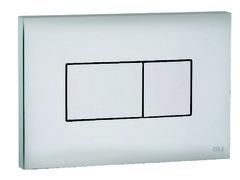 Смывная клавиша OLI KARISMA 641004 пневматическая, хром глянцевый