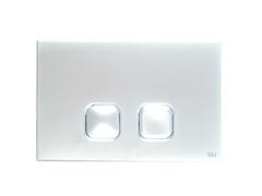 Смывная клавиша OLI PLAIN 070827 механическая, хром глянцевый