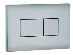 Смывная клавиша OLI KARISMA 641006 пневматическая, хром матовый