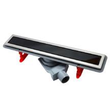 Душевой лоток Pestan Confluo Premium Line 13000293 (черное стекло) (65 см)