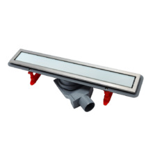 Душевой лоток Pestan Confluo Premium Line 13000282 (белое стекло) (55 см)