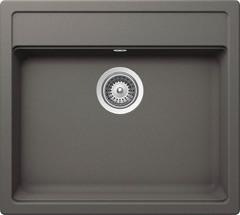 Кухонная мойка Schock VERO 60 CRISTADUR 700987, серебристый камень