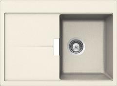 Кухонная мойка Schock Horizont 40d Small Cristadur, магнолия