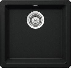 Кухонная мойка Schock Soho 50 Cristadur, пуро