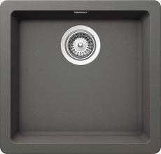 Кухонная мойка Schock Soho 50 Cristadur, серебристый камень