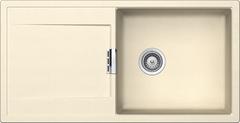 Кухонная мойка Schock Eton 60d Large Cristadur, аворио
