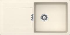 Кухонная мойка Schock Eton 60d Large Cristadur, магнолия
